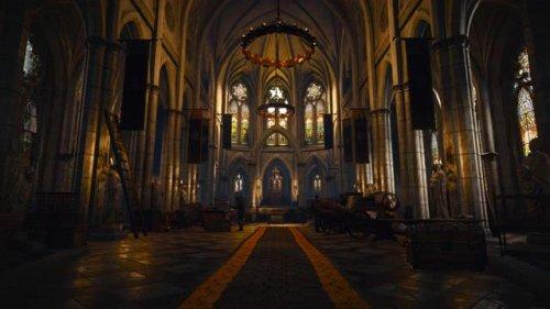 The Inner Sanctum (Witcher 3)