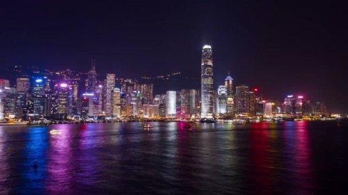 4k Hong Kong