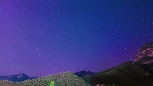 4K Star Gazing