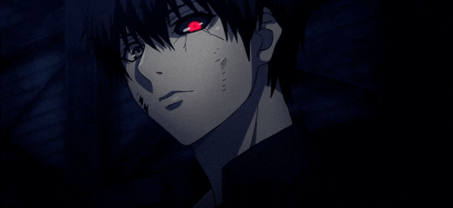 Animated gif about gif in Tokyo Ghoul