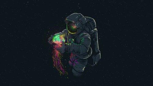 spaceman jellyfish