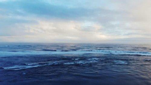 大海啊,你好多水