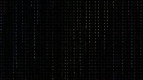 黑客帝国数码雨