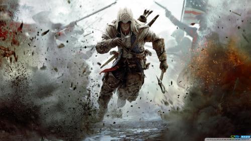Assassins'Creed3 E3
